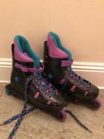 Roller skates size 7 & size 3