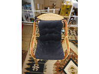Basket Chair . Natural Colour .