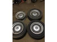 Bmw alloy wheels 5 series