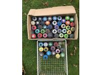 Montana Gold spray paint 60+ most are unused Graf graffiti rrp £350+ job lot