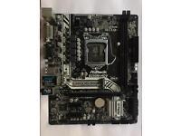 ASROCK B250M-HDV Motherboard