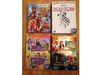 21 Offical Disney DVD's for sale Boxets etc plus 3 other movies Highlnder, Mortal Kombat, Jet Li