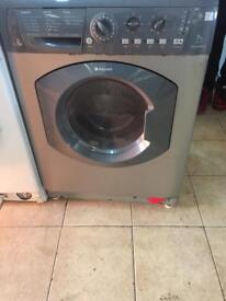 16.hotpoint washer and dryer