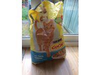 Go Cat Dry Cat Food 10kg