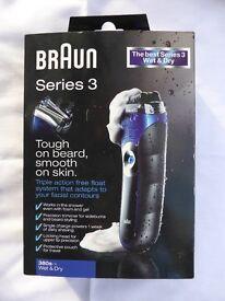 Braun Electric Wet & Dry Shaver