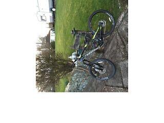 Cannondale Jekyll 4 mountain bike
