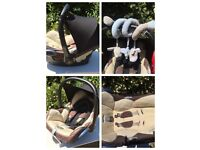 Maxi-Cosi Baby Car seat. Moving oversees - Everything must GO