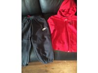 4-5 Nike track suit