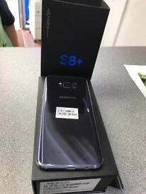 Samsung galaxy s8 plus -64gb unlock