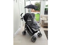 Mamas and papas 3 in 1 pushchair