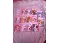 CHILDREN'S BOOKS X 14 RSPCA DOG AND CAT STORIES - IMMACULATE
