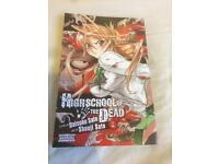 High school of the dead volume 1 (£4.50)