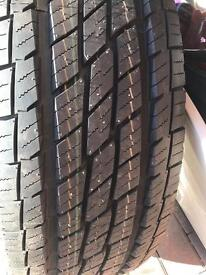 Ford ranger wild track alloy wheel and tyre