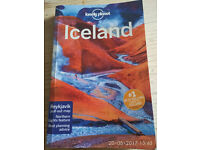 Iceland Lonely planet Guide. 2017 edition!