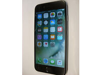 Apple iphone 6 in Silver and Black, 16Gb locked to Vodaphone Network.