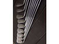 PING G20 9 IRONS YELLOW DOT INCLUDES GAP WEDGE 4 - SW