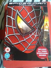 Spiderman Trilogy - 6 Disc Edition