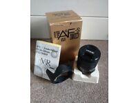Nikon lens AF-S VR zoom Nikkor ED 24-120mm f/3.5-5.6 GIF Boxed