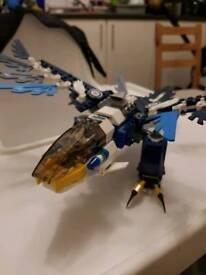 LEGO CHIMA Eris Eagle Interceptor