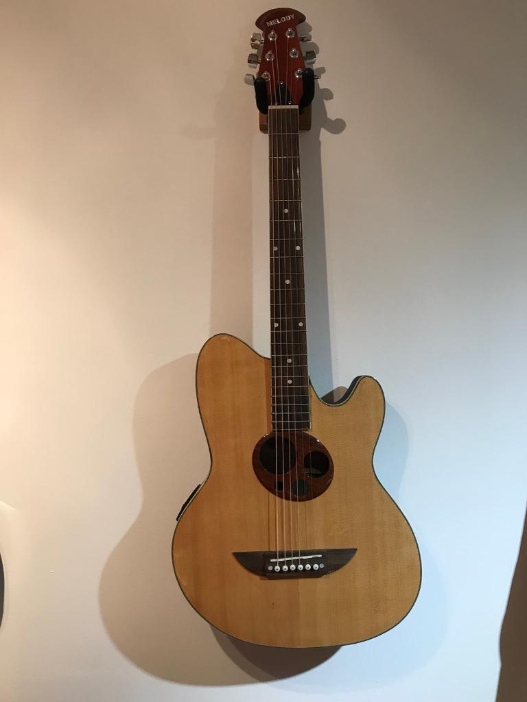 Melody Electro Acoustic Guitar Model 4093e2 In Winnersh