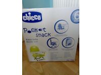 Chicco brand new baby chair