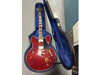 Aria ES-345 Jap made, the rarest guitar anywhere!