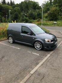 Vw caddy modified . For sale