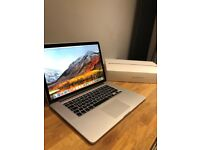 """Apple MacBook Pro 15"""" (mid2015) Retina with Force Touch, 2.2GHz, 16GB RAM, 256 SSD, 37 Cycles Only"""