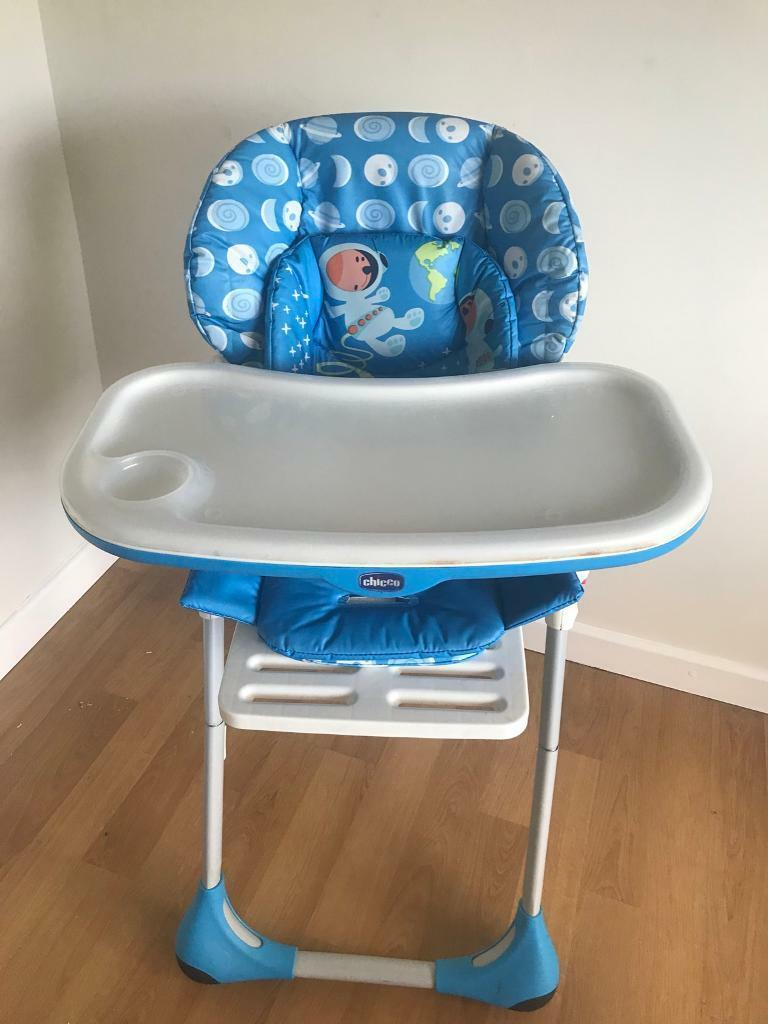 **Chicco High Chair**