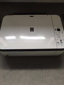 Canon Inkjet Printer and Scanner MP272