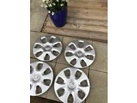 Vauxhall Genuine Wheel Trims