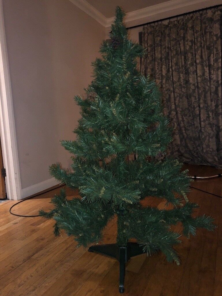 Artificial 4ft Nordic pine Christmas tree