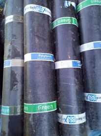 Icopal Xtra-Gard APP torch on capsheet green 1x8m rolls