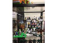 Series Lego, Lego figures, compatible figures and more!