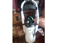 Wheeled Garden Sprayer