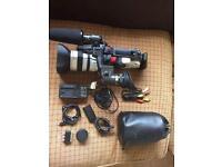 Canon camcorder XL1