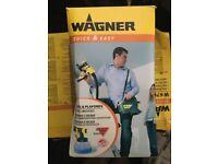 WAGNER Fine Paint Spray System W670 + extra 1400ml