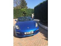 Porsche Boster 24v S-A very low mileage Automatic used only locally