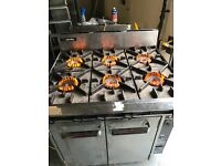 Commercial cooker blue seals catering resturant hotels pubs cafe equipments joblot takeway