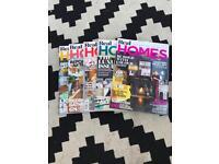 Real Homes Interior Design Magazines