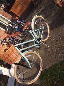 Bike (females town bike)