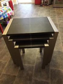 John Lewis Nest of Tables-Very good condition!