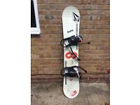 160cm snowboard
