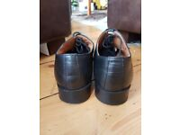 Zara leather shoes