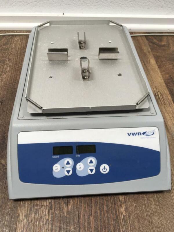 C51~ VWR Microplate Orbital Shaker 12620-926
