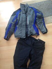 Hein Gericke Ladies motorcycle suit
