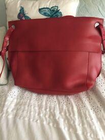 M&S messenger style bag like new