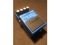Boss CS-3 Compression Sustainer, excellent condition, well looked after, boxed with instructions