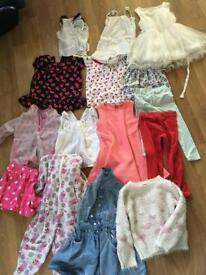 Girls Bundle 2-3 Years