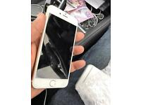 iPhone 6 gold 64GB free delivery
